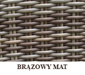 technorattan-brazowy-mat